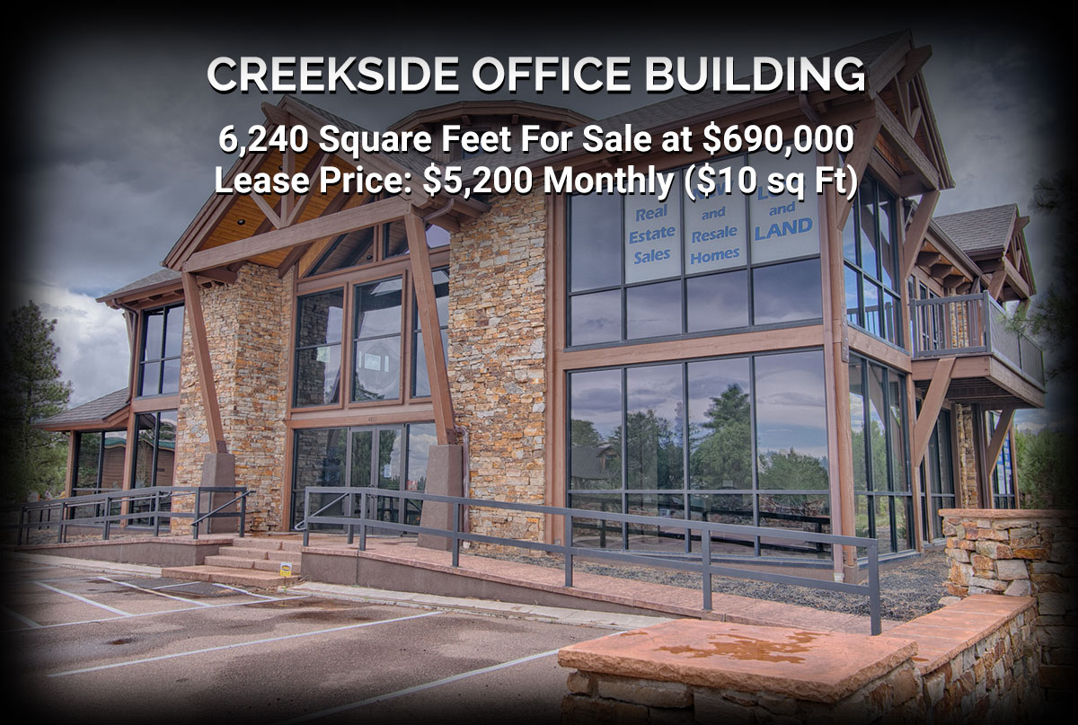 Creekside Office Building Show Low Arizona